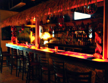 The Downtown Tiki Lounge