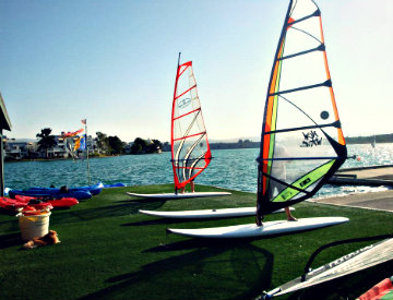 California Windsurfing