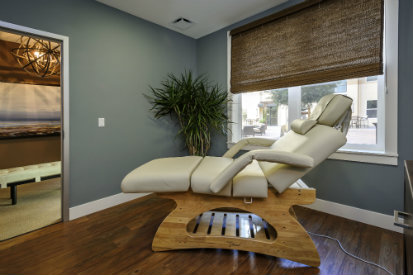 Wellness Center spa